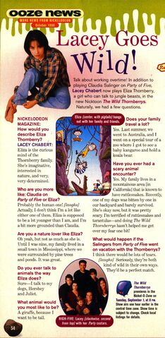 File:Nickelodeon Magazine October 1998 Lacey Chabert interview Party of Five Wild Thornberrys.jpg