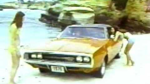 Banned Commercials - 1970 Dodge Charger 500 (vintage 70's)