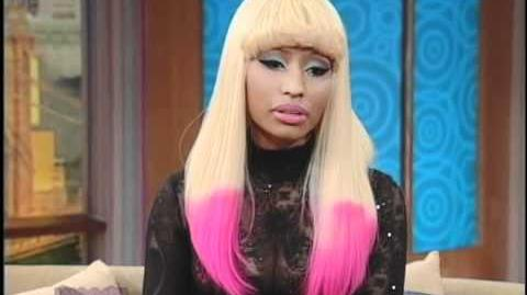 Nicki Minaj on The Wendy Williams Show