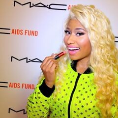 Nicki Minaj celebrates the $250 million raised