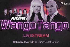 Wango Tango poster
