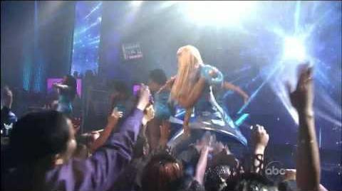 Nicki Minaj - Roman In Moscow (2011 New Year's Rockin Eve) HD 720p
