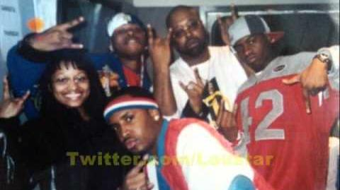 Lou$tar & The Hoodstars On Hot 97 With Kay Slay (2003)