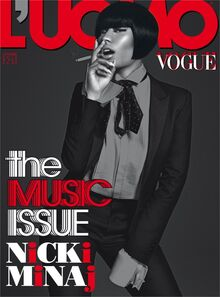 L'uomo vogue cover