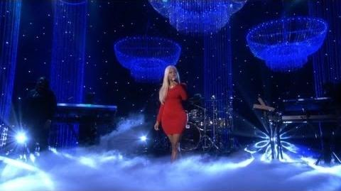 Nicki Minaj Performs 'Freedom'
