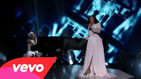Nicki Minaj - Bed of Lies (2014 American Music Awards) ft