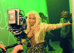 Nicki-freaks-bts
