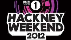 Hackney Weekend 2012 logo