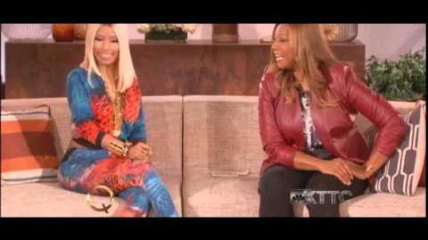 Nicki Minaj On The Queen Latifah Show (Full Interview)
