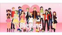 Blessing Love Edition English