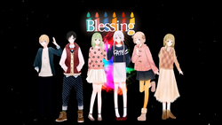 Blessing Happy new year Edition
