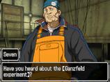 Seven Ganzfeld