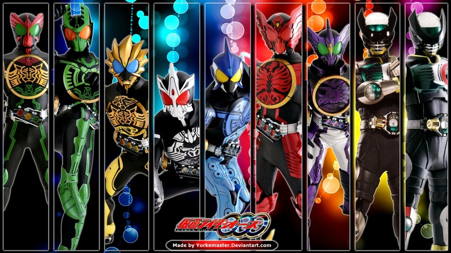 Kamen Rider Ooo FileKamen rider ooo by