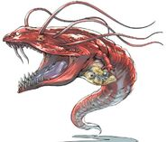 NG2 Art Enemy Blood Eel