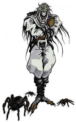 Baron Spider by Hellstinger