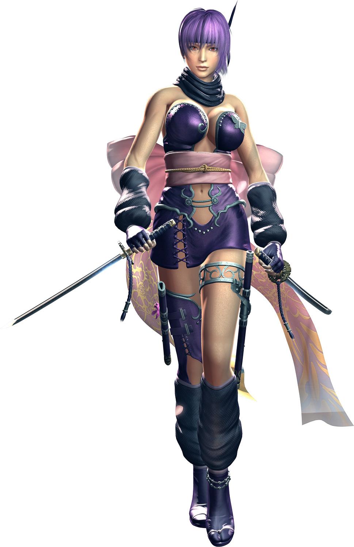Image - NG2 Render Char Ayane 01E aa.jpg | Ninja Gaiden Wiki | FANDOM powered by Wikia  Image - NG2 Ren...
