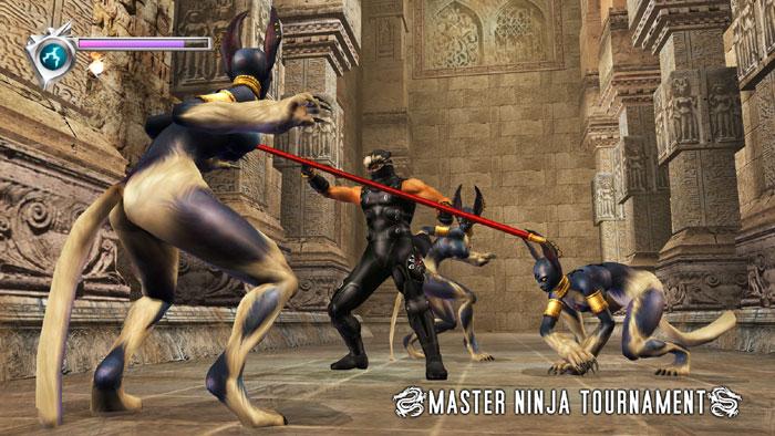 Ninja Gaiden Clans Ninja Gaiden Edit · Screen006