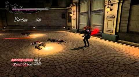 Ninja Gaiden 3 Razor's Edge - Kasumi Gameplay - Day 2