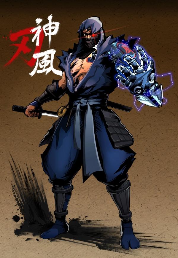 Yaiba Kamikaze | Ninja Gaiden Wiki | Fandom powered by Wikia