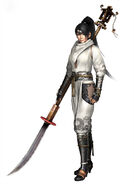 Ninja-gaiden-3-razors-edge momiji Ascetic White