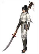 Ninja-gaiden-3-razors-edge momiji Ascetic White