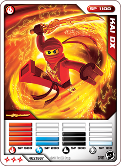 Kai DX Card