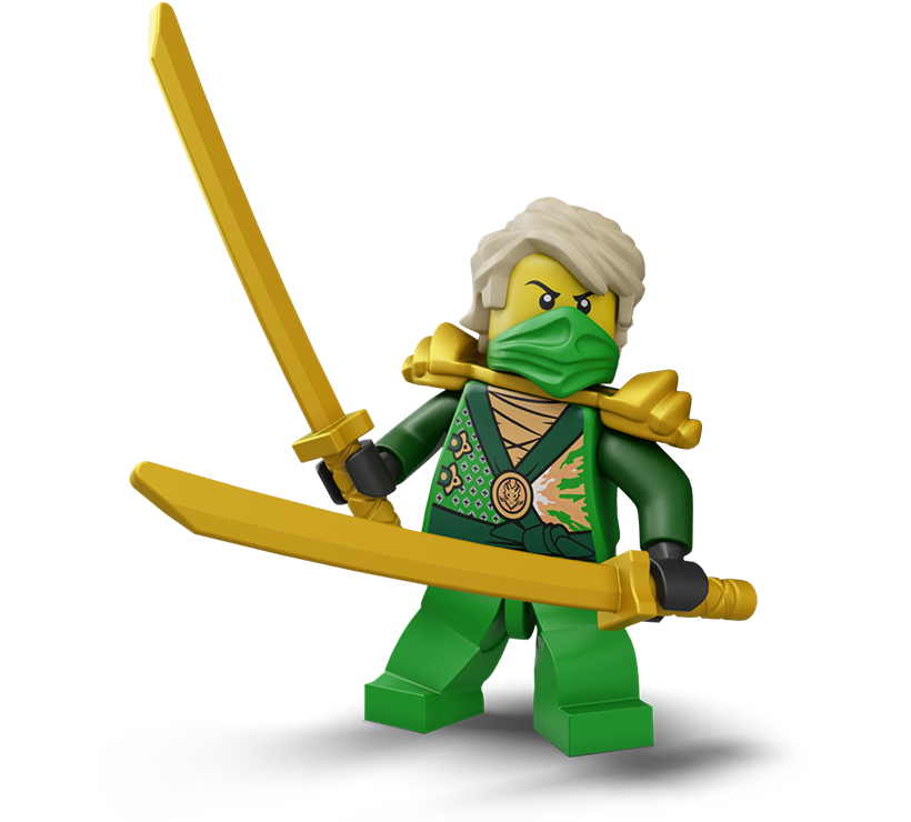 Ninjago Green Ninja Wallpaper Lloydtechno