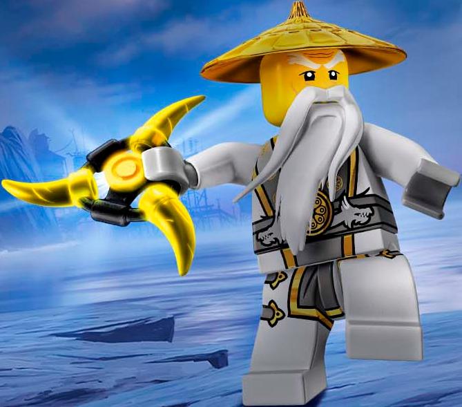 Sensei wu minecraft skin - Sensei ninjago ...