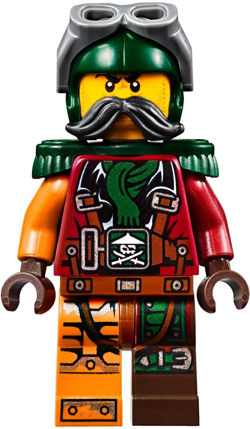 Flintlocke ninjago wiki fandom powered by wikia - Lego ninjago 6 ...
