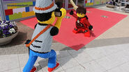 Lego Kai and cameraman