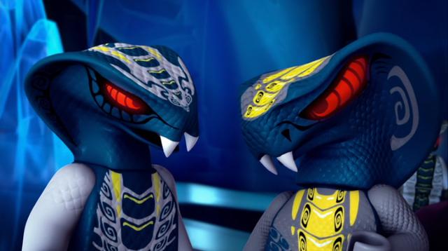 El Ascenso De Las Serpientes Episodio Wiki Ninjago