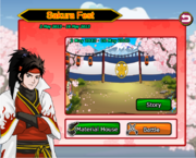 Sakura Fest Screen