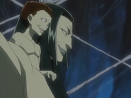 Ubume with her son Yadorigi