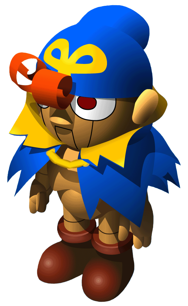 Geno Artwork (Super Mario RPG - Legend of the Seven Stars).pngFan Feed