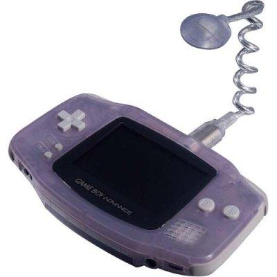 Bovendien hoefde je eindelijk niet meer met zo'n lichtje op je Game Boy!