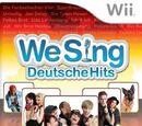 We Sing Deutsche Hits