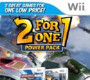 2 for 1 Power Pack: Indianapolis 500 Legends / WWII Aces