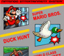 3-in-1 Super Mario Bros. / Duck Hunt / World Class Track Meet