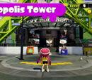 Inkopolis Tower