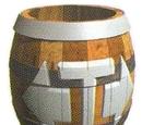Tracker Barrel