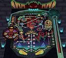 Bowser's Pinball Machine