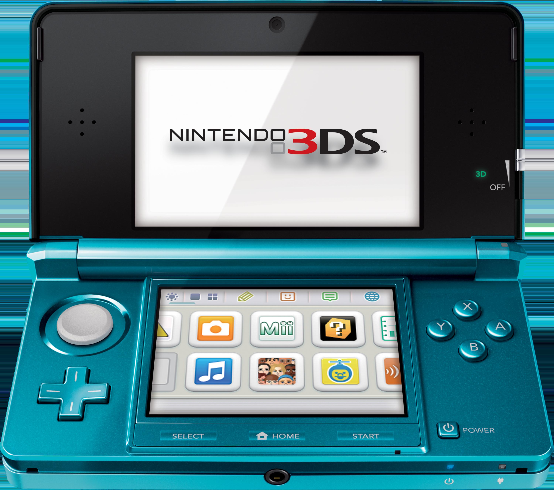 Nintendo 3ds цвета