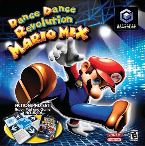 Dance Dance Revolution Mario Mix Nintendo Fandom