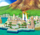Delfino Plaza (Super Smash Bros. Brawl)