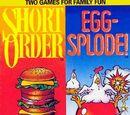 Short Order + Eggsplode