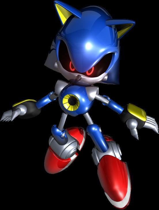 Image - Metal Sonic Heroes.png | Nintendo | FANDOM powered ...