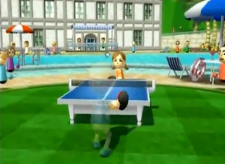 Table Tennis Wii Sports Resort Nintendo Fandom