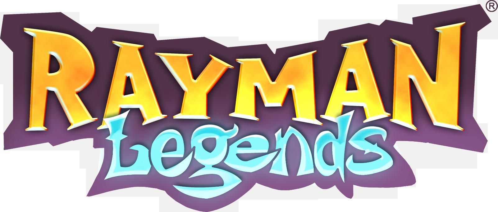 Resultado de imagem para rayman legends logo png