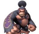 Ninja Kong