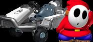 Shy Guy (Mario Kart 7)
